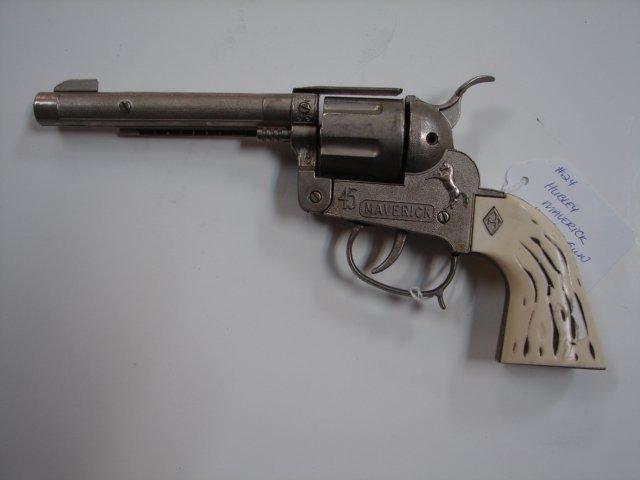 24: Hubley Maverick Cap Gun