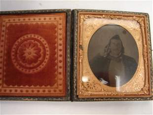 216A: Daguerreotype of William Bloody Bill Anderson