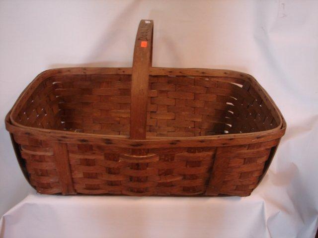 6: Large handled market basket