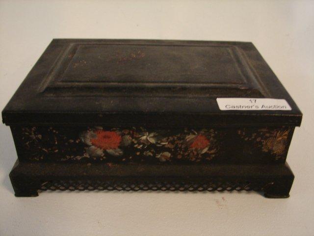 15: Toleware Box