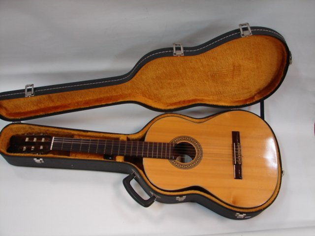 74: Classical Guitar by Yuval