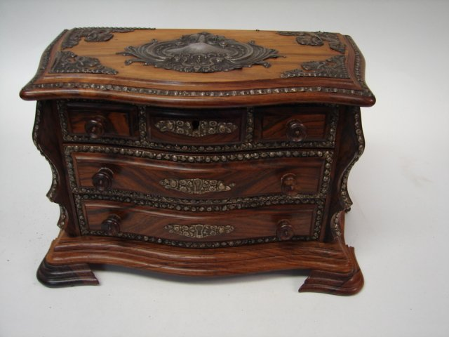 French Jewelry Chest/Box