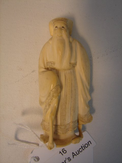 Chinese ivory carving