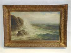 O/C of Pacific Coast by Nels Hagerup (1864-1922)