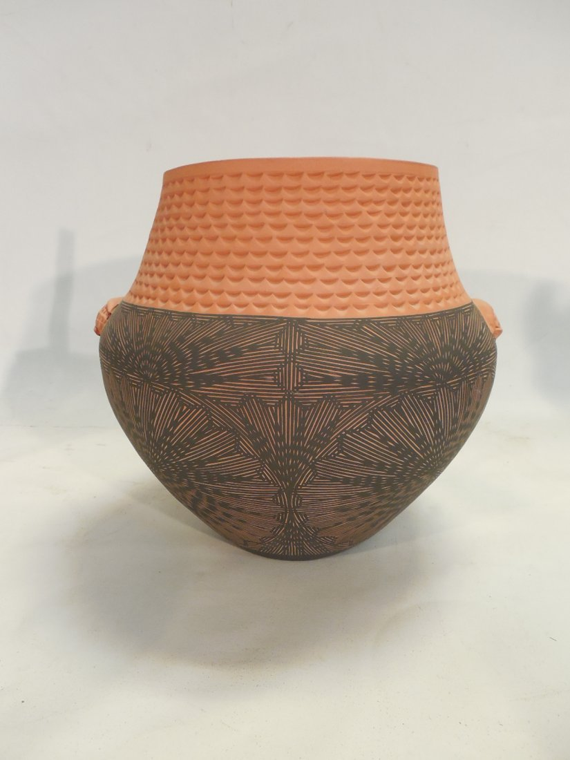 Acoma pottery vase by r vallo large acoma pottery vase by r vallo reviewsmspy