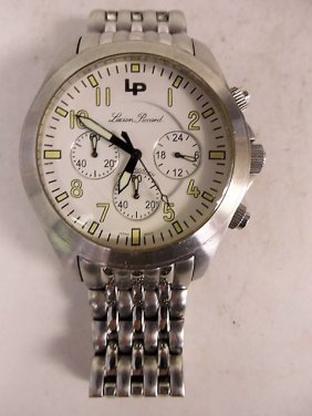 Lucien Piccard Man's Watch