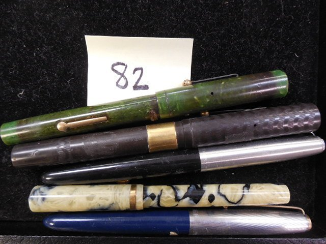 Lot 5 Fountain Pens
