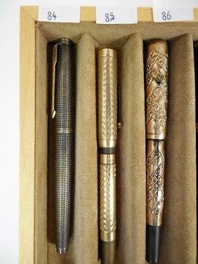 Morrison's 14k Gold Fountain Pen