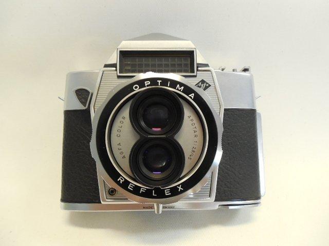 Agfa Optima Reflex Camera