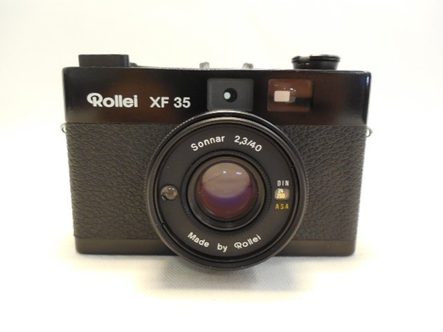 Rollei XF35 Camera