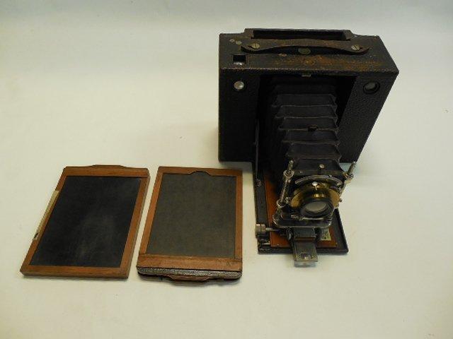 Early Eastman Kodak Camera - 3