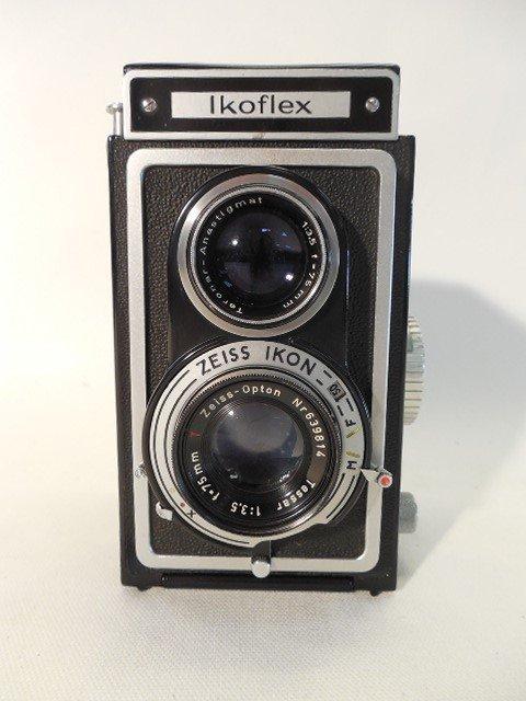 Ikoflex Zeis Ikon Camera