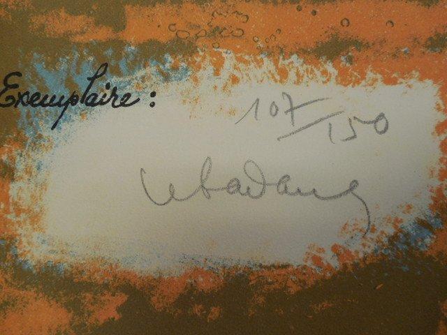 Lebadang Book/Portfolio 13 Lithographs signed & num - 4