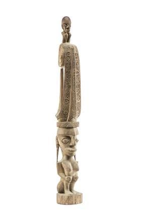 Lot Papua New Guinea Art Collection