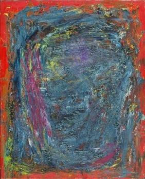 """Jacek Sempolinski (1927 - 2012) """"From the Grave"""", 2004,"""