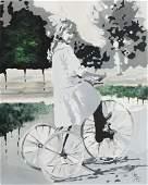 Magdalena Szyszkowska (b. 1972) Ride in the Saxon