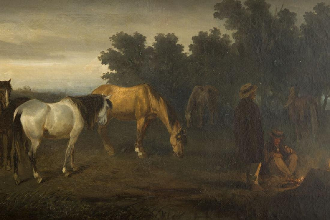 Wladyslaw Dmochowski In Pasture, 1879; oil on canvas, - 4