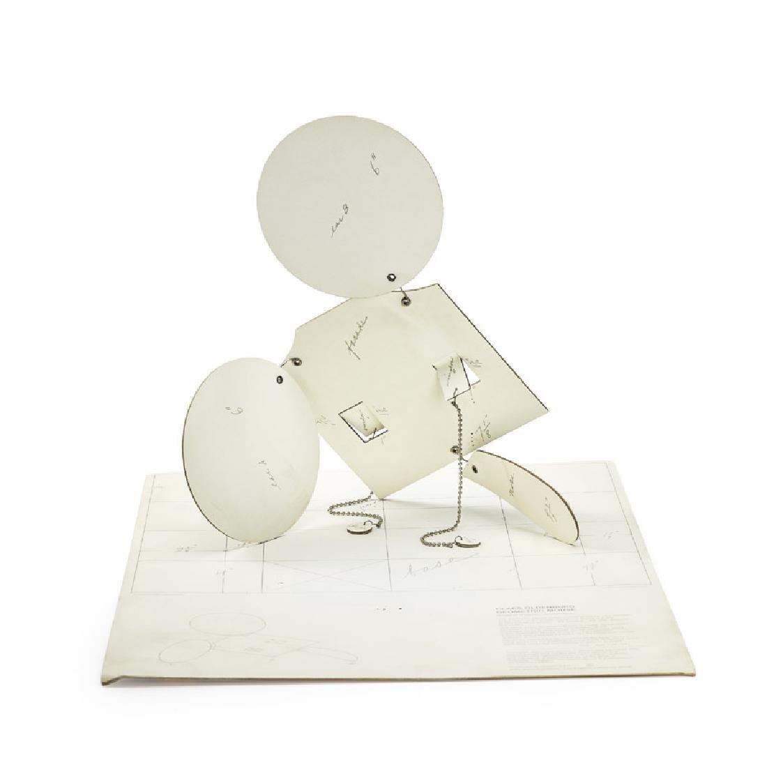 """Claes Oldenburg (b. 1929) """"Geometric Mouse Scale D"""","""