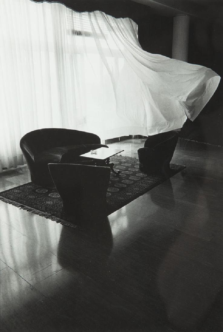 "Eva Rubinstein (b. 1933) ""Hotel Lobby - Ancona"", 1979;"