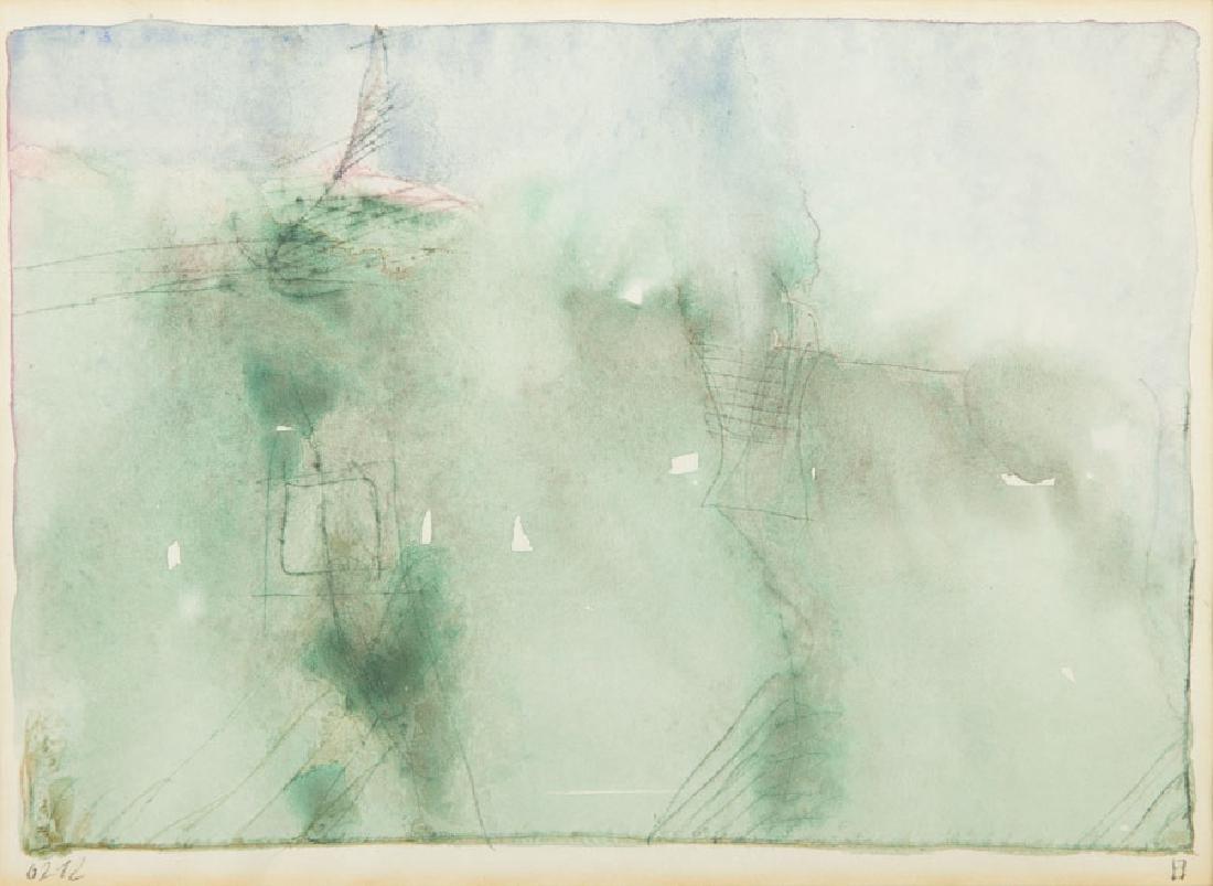 Jerzy Stajuda (1936 - 1992) Composition 0212;