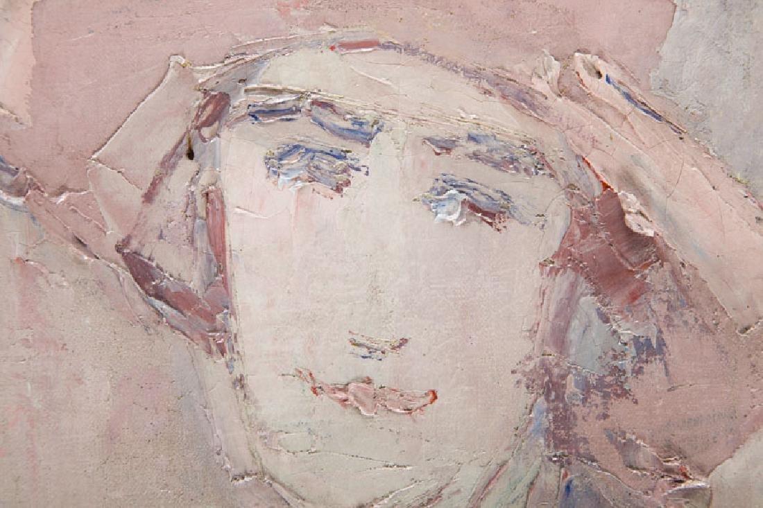Wlodzimierz Terlikowski (1873 - 1951) Portrait of Woman; - 5