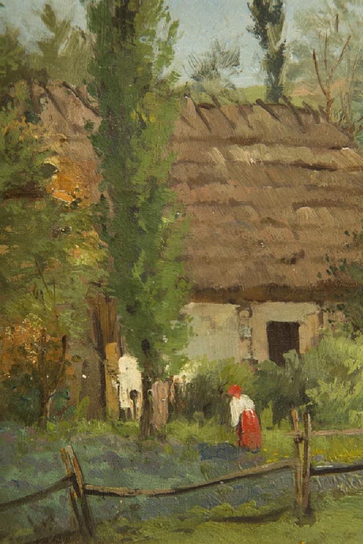 Konstanty Niemczykiewicz (1848 - 1917) Homestead, 1894; - 6