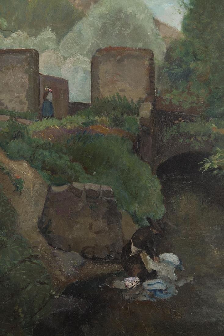 Jacques Gotko (1900 - 1944) Landscape; oil on canvas, - 3