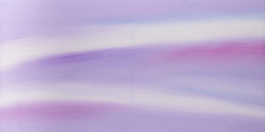 Alicja Swiatlon (b. 1975), Calgary Sky Painting, 2014,