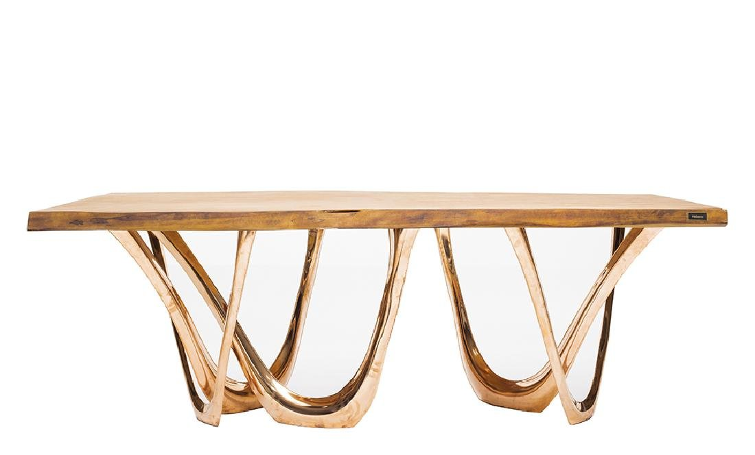 Oskar Zieta/ZIETA PROZESSDESIGN (b. 1975), G-Table,