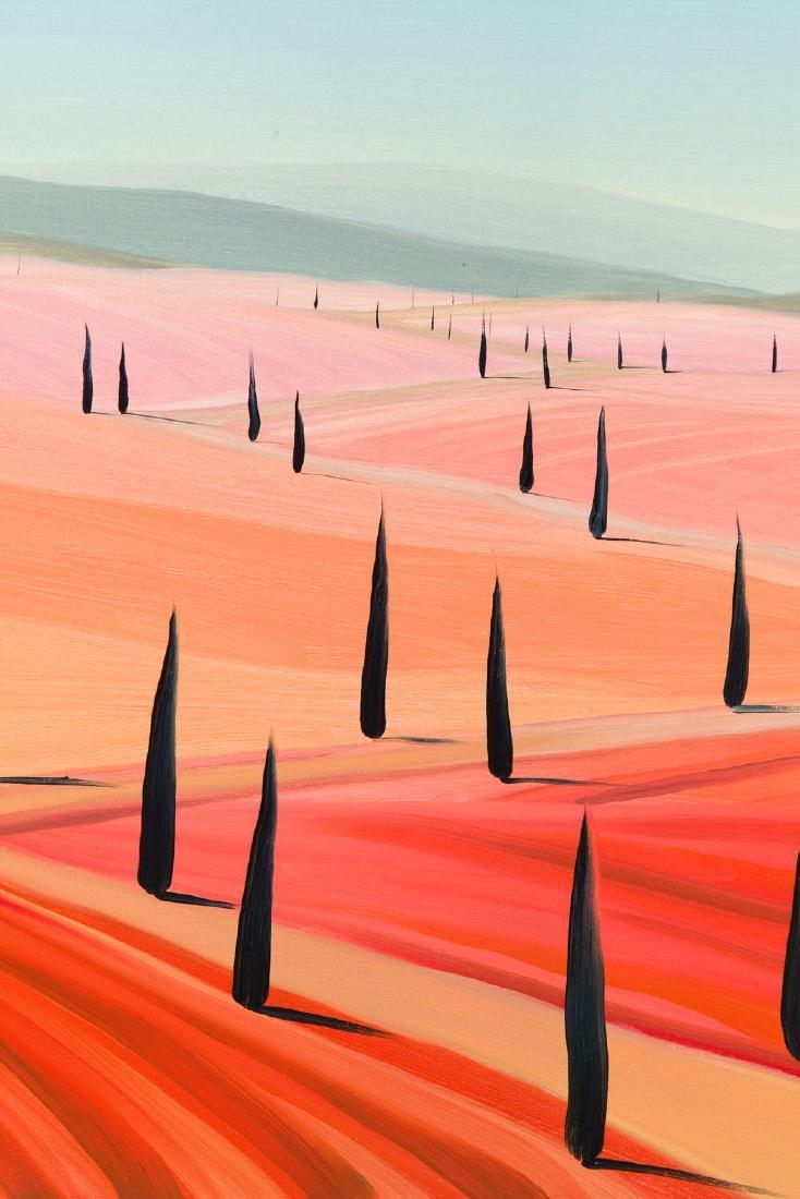 Jacek Malinowski (b. 1969) The way to Monticchiello, - 4