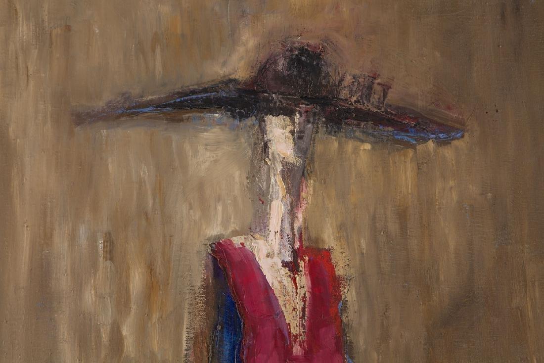 """Daniel Jerzy de Tramecourt (1950 - 2015) """"Woman in a - 4"""