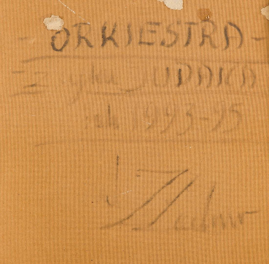 "Zdzislaw Lachur (1920 - 2007) Orchestra from ""Judaica"", - 2"