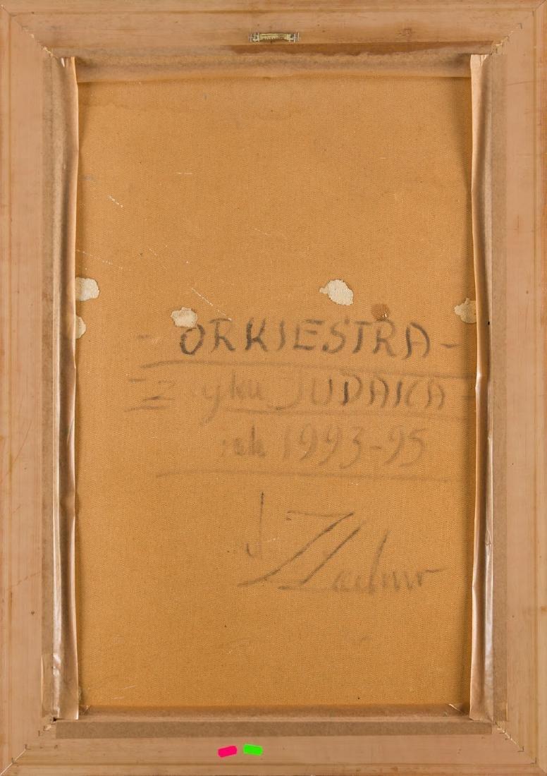 "Zdzislaw Lachur (1920 - 2007) Orchestra from ""Judaica"", - 3"