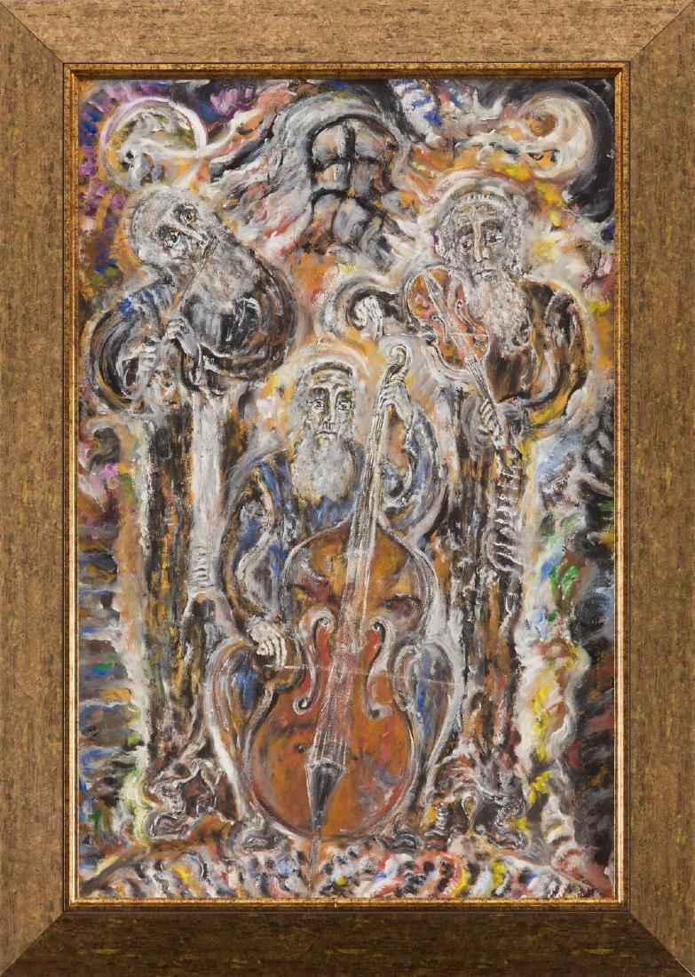 "Zdzislaw Lachur (1920 - 2007) Orchestra from ""Judaica"", - 6"