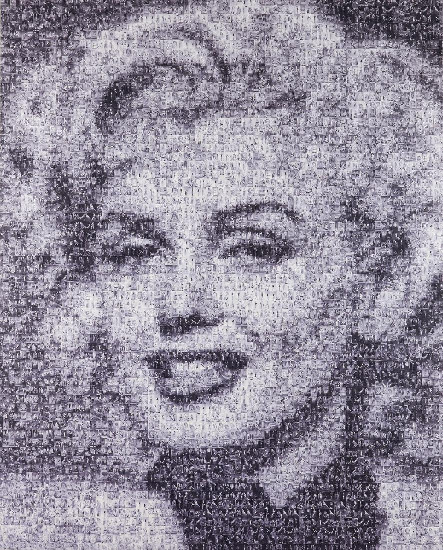 "Robert Silvers (b. 1968) ""Classic Marilyn"", 2007"