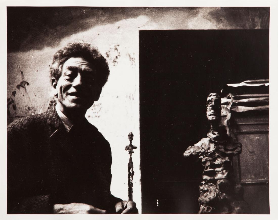 Milton H. Greene (1922 - 1985) Alberto Giacometti