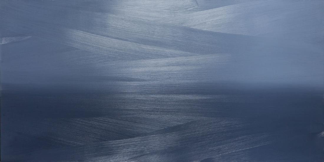 """Rafal Bujnowski (b. 1974) """"Landscape 3"""", 2010"""