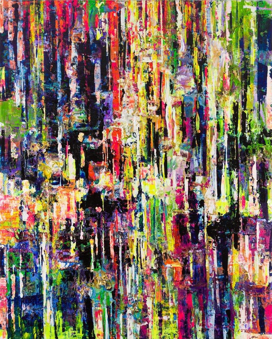 Ewelina Ulanecka (b. 1983) Faun's maze, 2017