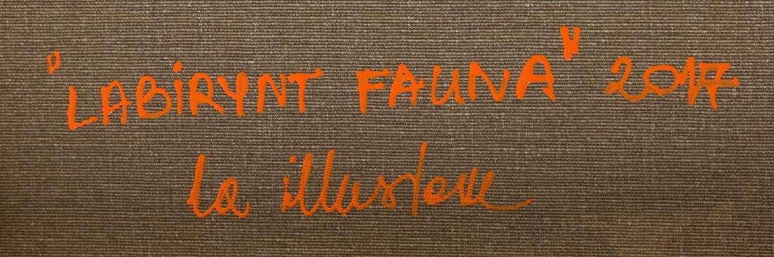 Ewelina Ulanecka (b. 1983) Faun's maze, 2017 - 3