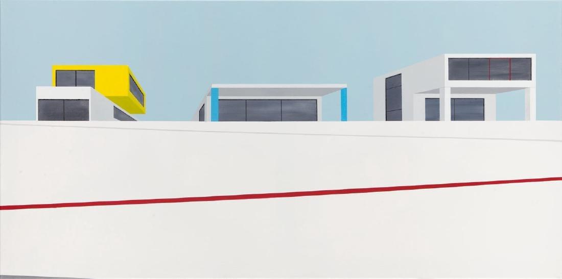 Lukasz Lepiorz (b. 1982) Modernism, 2017