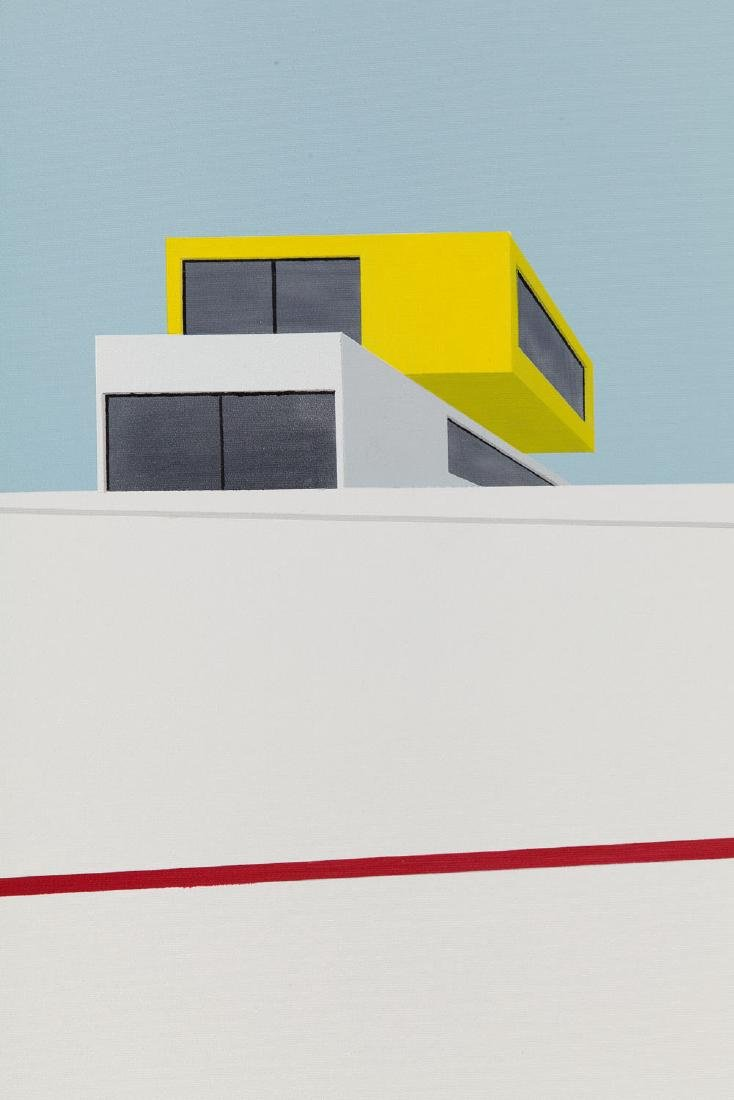 Lukasz Lepiorz (b. 1982) Modernism, 2017 - 5