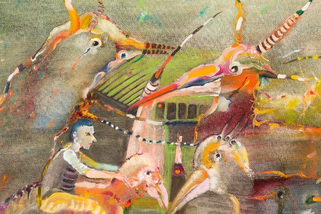 Czeslaw Wiacek (b. 1939) Untitled, 2007 - 5