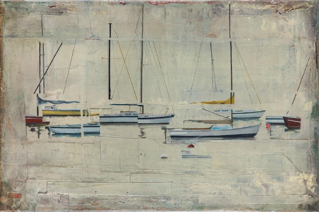 Agata Krutul (b. 1983), Balans, 2017