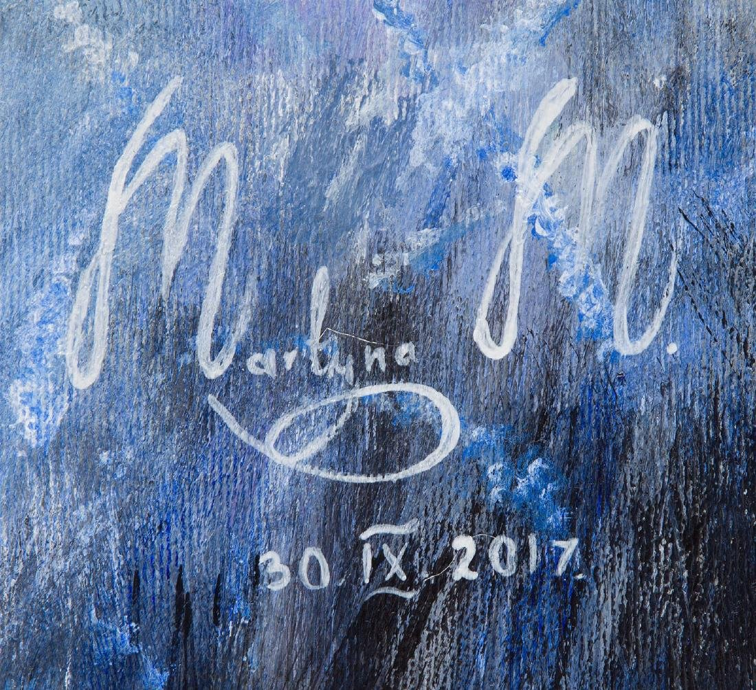 Martyna Maczka (b. 1988), Our little word, 2017 - 2