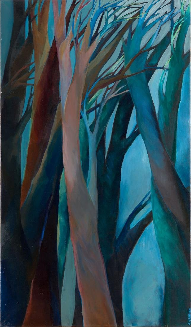 Anna Warenik-Gabbiani (b. 1981), Untitled, 2017