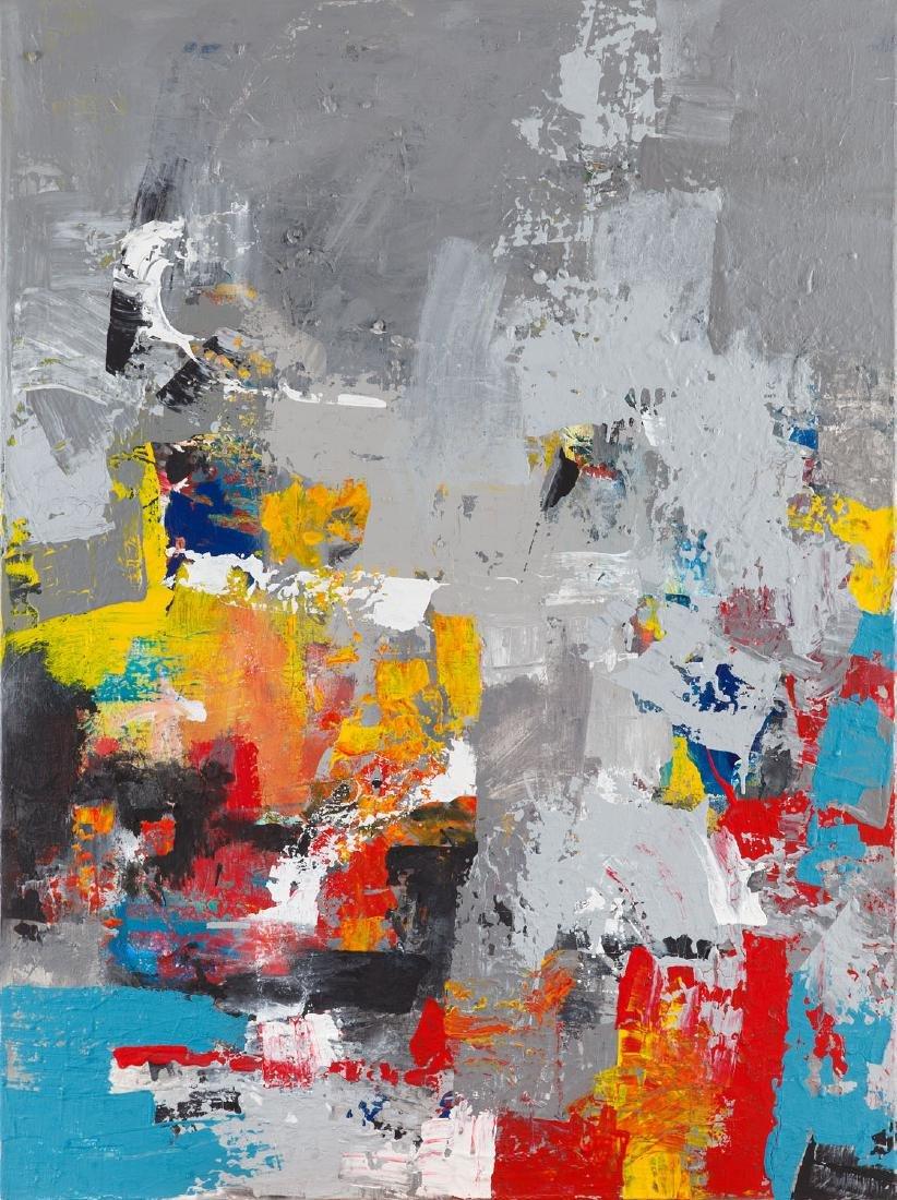 Malgorzata Pabis (b. 1980), The flame, 2017