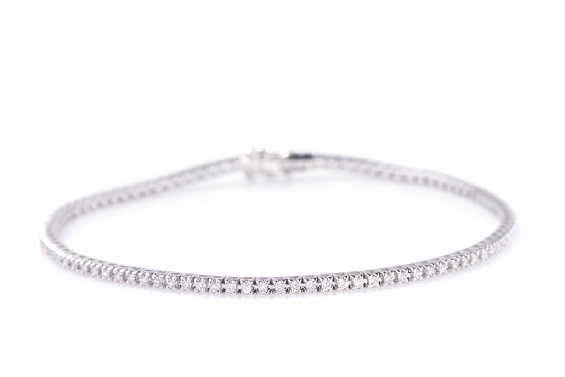 Tennis bracelet, 21st Century