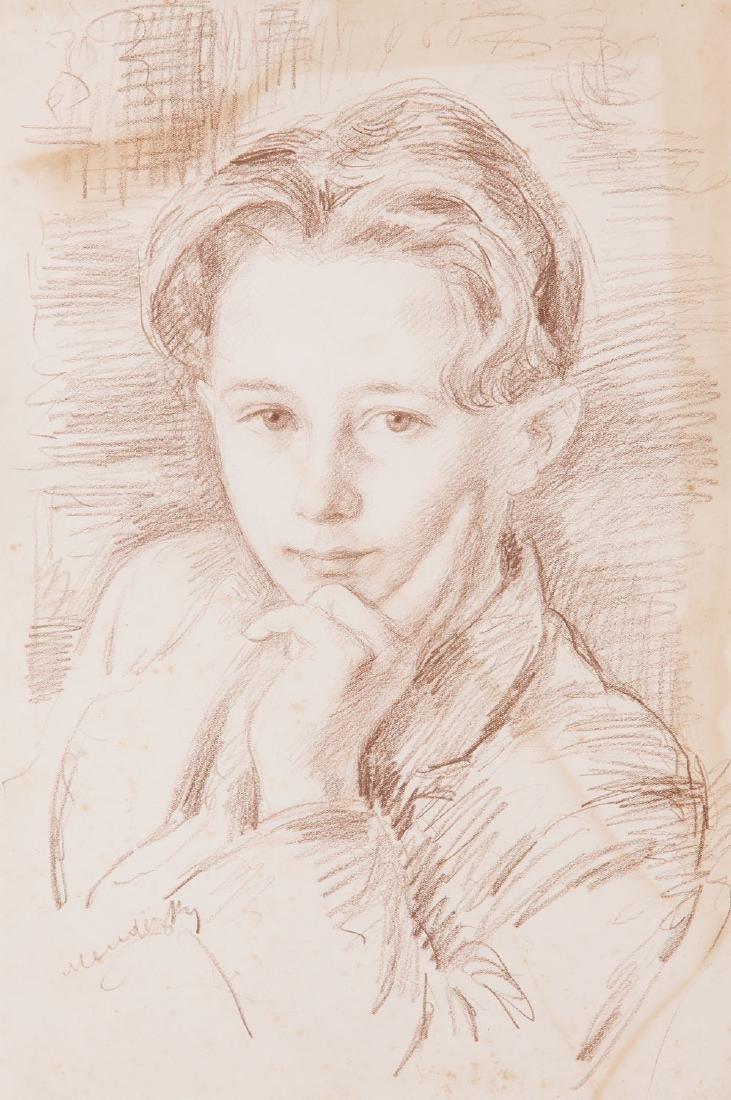 Maurycy Medrzycki / Maurice Mendjizki (1890 - 1951)