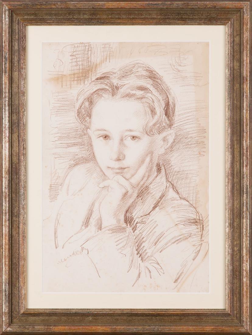 Maurycy Medrzycki / Maurice Mendjizki (1890 - 1951) - 5