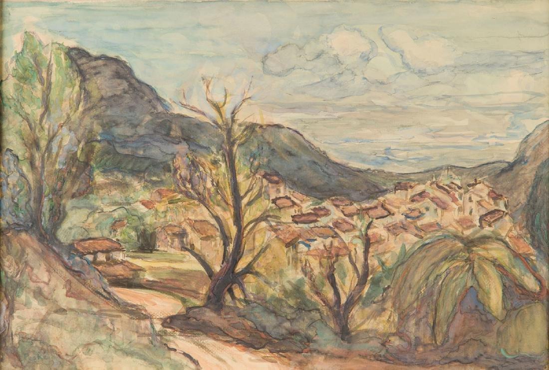 Jean Peske (Jan Miroslaw Peszke) (1870 - 1949)